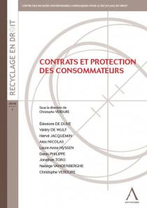 Contrats et protection des consommateurs