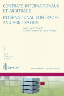 Contrats internationaux et arbitrage - International contracts and arbitration
