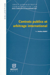 Contrats publics et arbitrage international