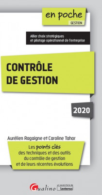 [EBOOK] Contrôle de gestion