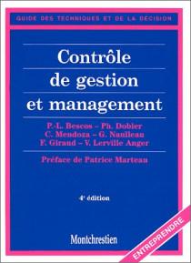 Contrôle de gestion et management