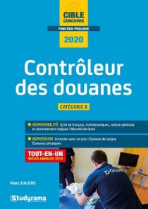 Contrôleur des douanes 2020