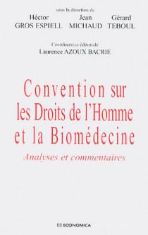 Convention sur les droits de l'homme et la biomédecine
