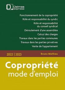 Copropriété, mode d'emploi 2022-2023