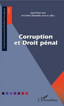 Corruption et droit pénal