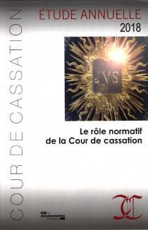 Cour de cassation : étude annuelle 2018