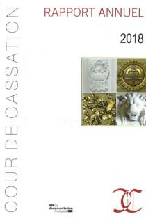 Cour de cassation : rapport annuel 2018