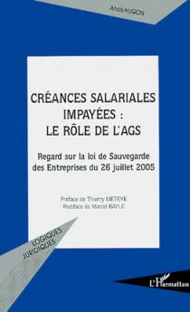 Créances salariales impayées : le rôle de l'AGS