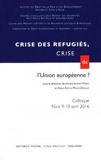 Crise des réfugiés, crise de l'Union européenne