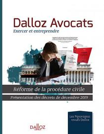 Dalloz avocats, exercer et entreprendre