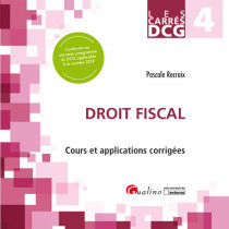 DCG 4 - Droit fiscal [EBOOK]