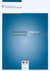 Déclaration des revenus 2012