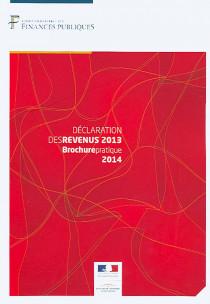 Déclaration des revenus 2013