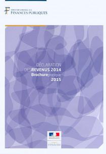Déclaration des revenus 2014