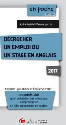 [EBOOK] Décrocher un emploi ou un stage en anglais