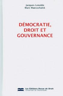 Démocratie, droit et gouvernance