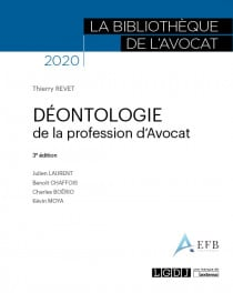 [EBOOK] Déontologie de la profession d'avocat