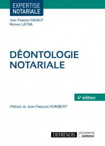 [EBOOK] Déontologie notariale