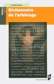Dictionnaire de l'arbitrage