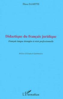 Didactique du français juridique
