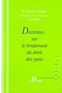 Doctrines sur le fondement du droit des gens