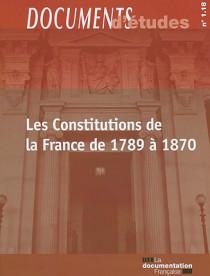 Documents d'études N°1.18