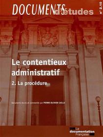 Documents d'études N°2.10