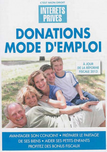 Donations mode d'emploi