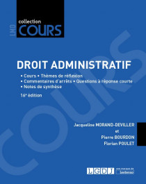 [EBOOK] Droit administratif