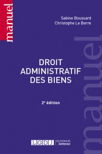 Droit administratif des biens [EBOOK]