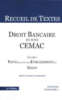 Droit bancaire en zone CEMAC