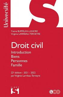 Droit civil 2021-2022