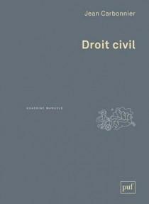 Droit civil, coffret de 2 volumes
