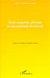 Droit congolais, africain et international du travail