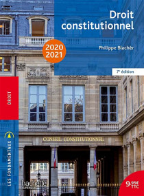 Droit constitutionnel 2020-2021