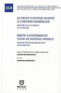 Droit d'auteur adapté à l'univers numérique