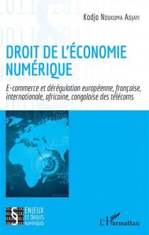Droit de l'économie numérique