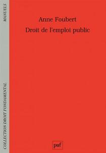 Droit de l'emploi public