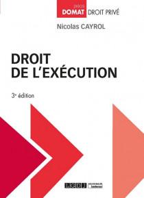[EBOOK] Droit de l'exécution