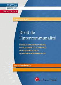 [EBOOK] Droit de l'intercommunalité