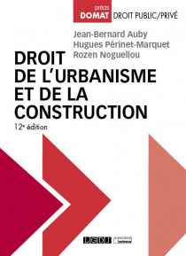 [EBOOK] Droit de l'urbanisme et de la construction