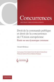 Droit de la commande publique et droit de la concurrence de l'Union européenne