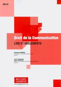 Droit de la communication 2010