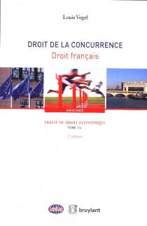 Droit de la concurrence : droit français