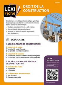 Droit de la construction (fascicule)