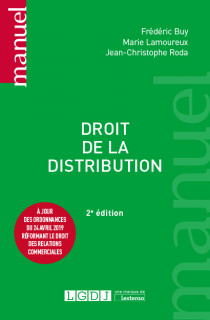 Droit de la distribution [EBOOK]