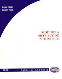 Droit de la distribution automobile 2004