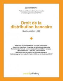 Droit de la distribution bancaire 2020