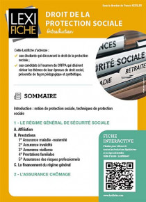 Droit de la protection sociale (fascicule)