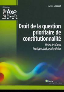 Droit de la question prioritaire de constitutionnalité